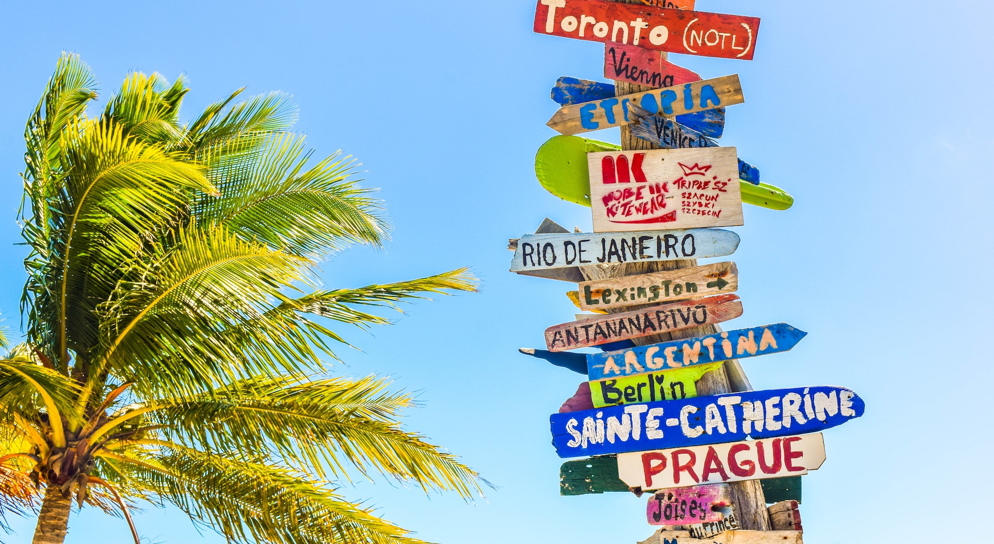 Travel The World With 9 B2B Marketing Teams
