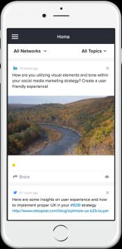 Social Advocacy App