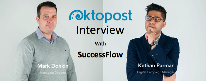Interview [Video]: Oktopost Talks to SuccessFlow About How They Approach B2B Marketing Strategies