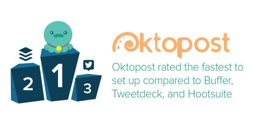 Oktopost fastest social media management platform to setup