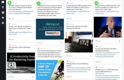 5 Reasons Stop Using Hootsuite Buffer Start Using Oktopost B2b Social ...
