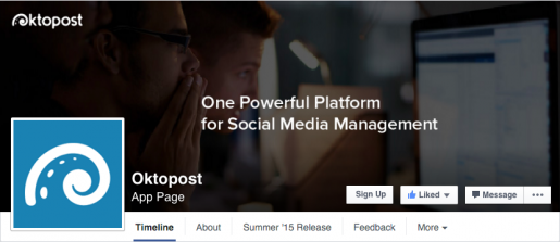 How to: Keep Your Brand Aligned Through Social Media Cover Photos [infographic]