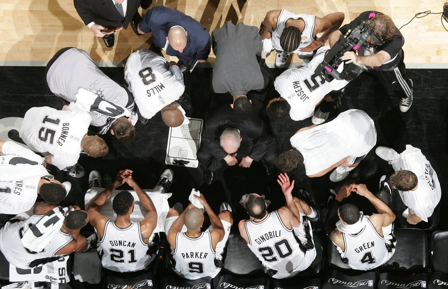 What can Employee Advocacy Programs Learn from a Great Basketball Team