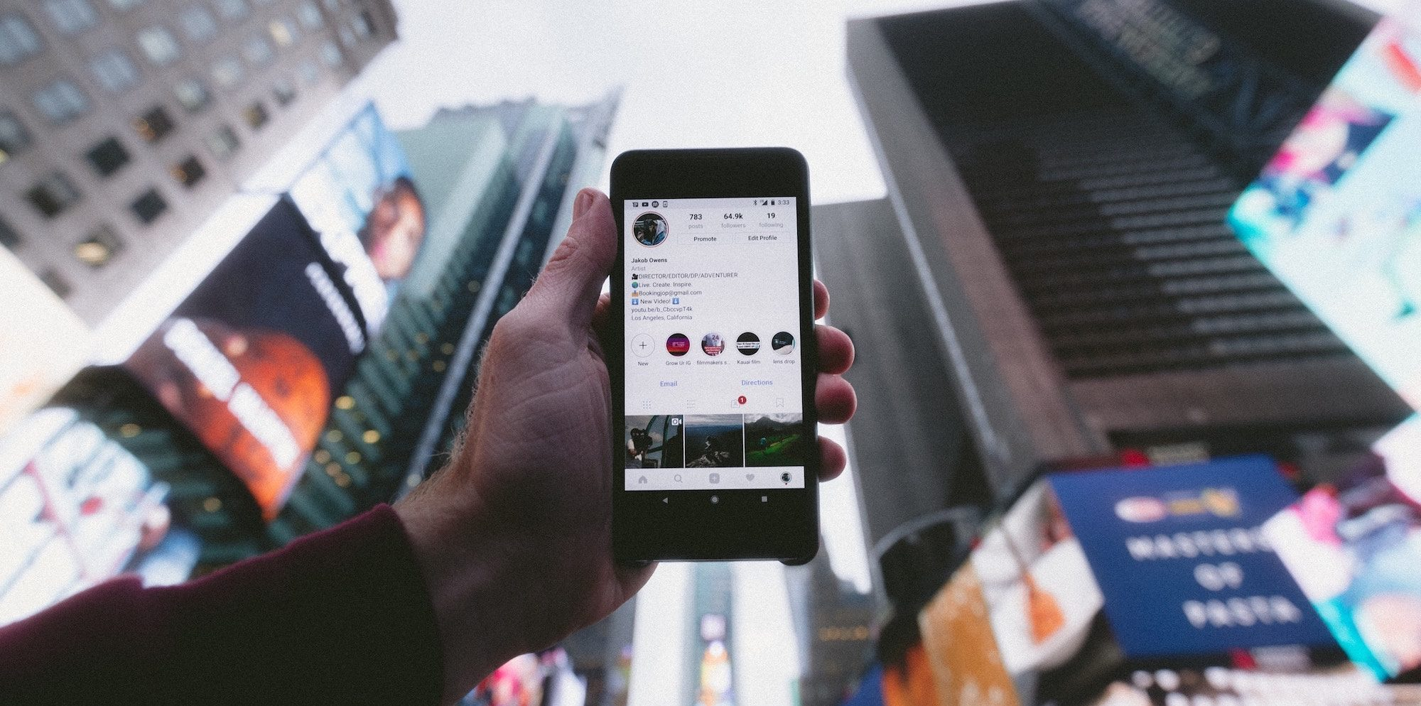 Instagram Publishing is Here