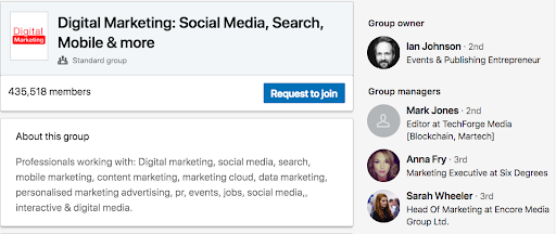 Linkedin Groups Are Important Linkedin Trends