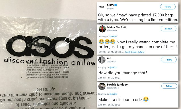 asos real time marketing
