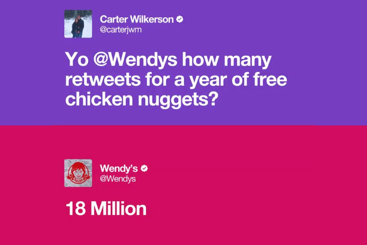 wendys_twitter_nuggets.0 real time media example