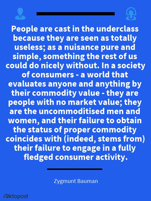 Zygmunt Bauman Quotes
