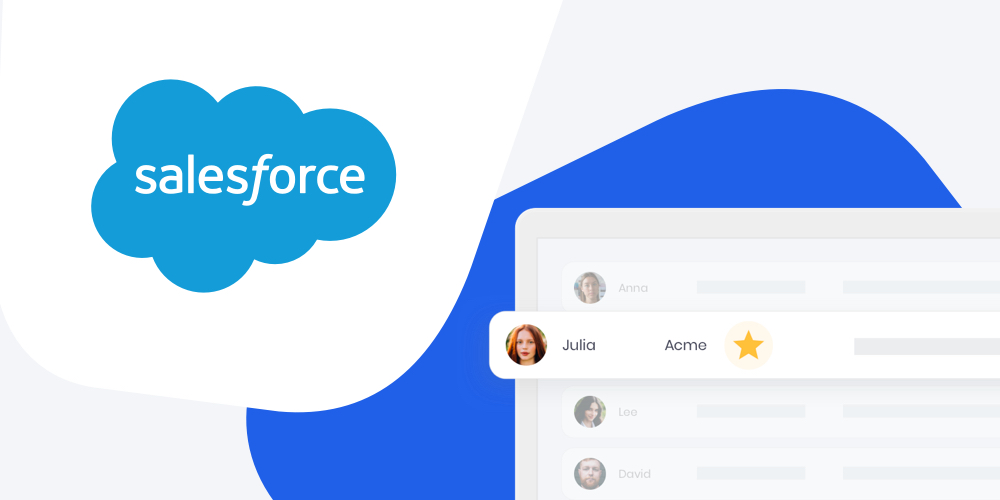 Introducing a More Powerful Salesforce Integration