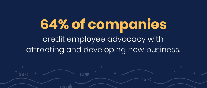 employee advocacy impact on revenue