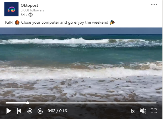 Oktopost Video