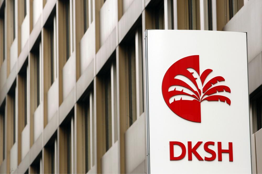 DKSH social media marketing