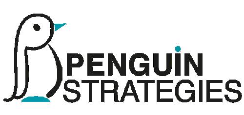 Penguin Strategies lgo