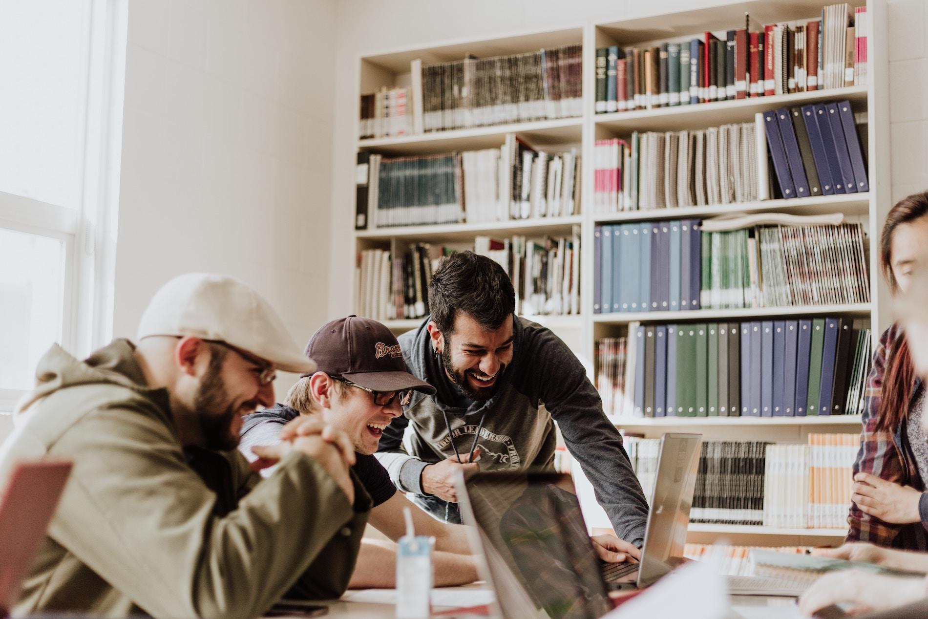 employee advocates at IT company