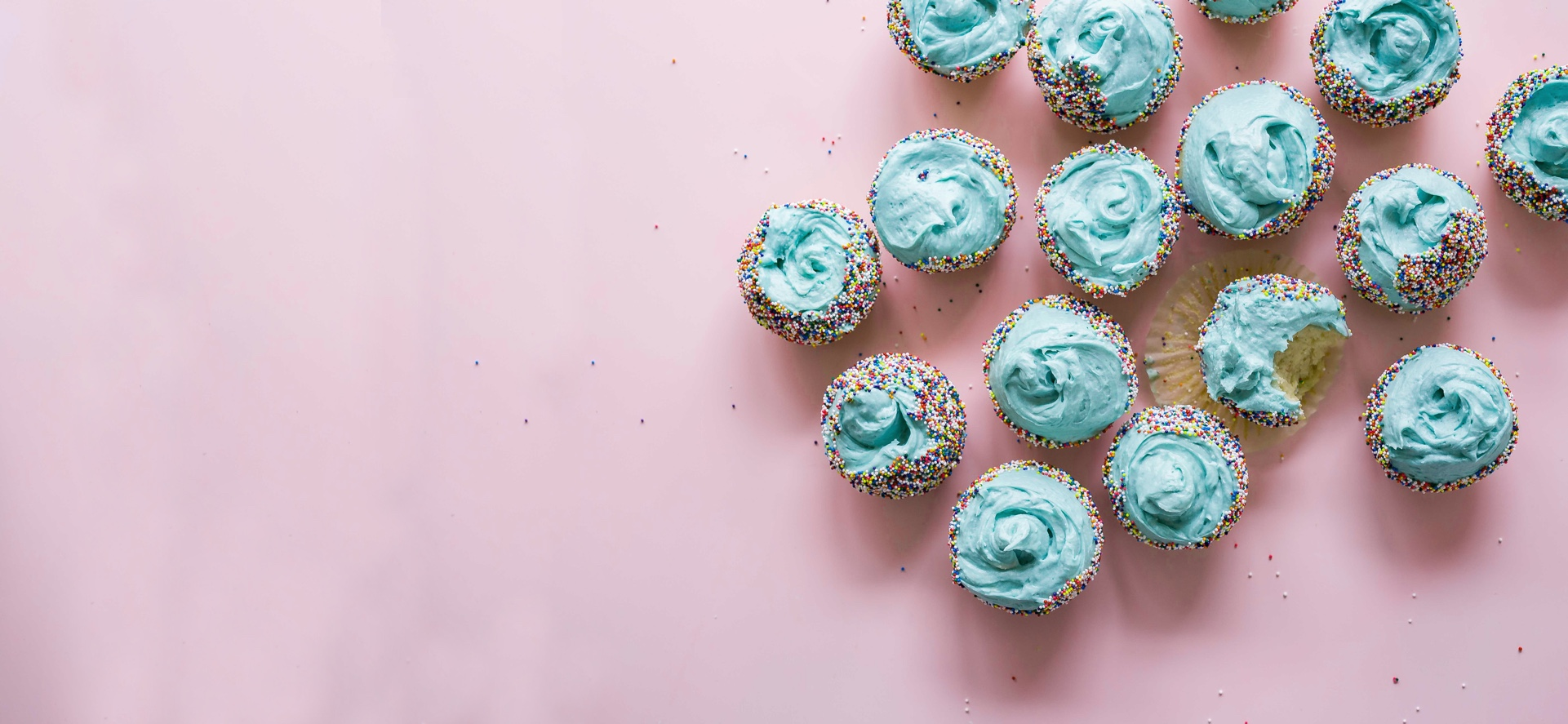Cupcake for active employee advocates